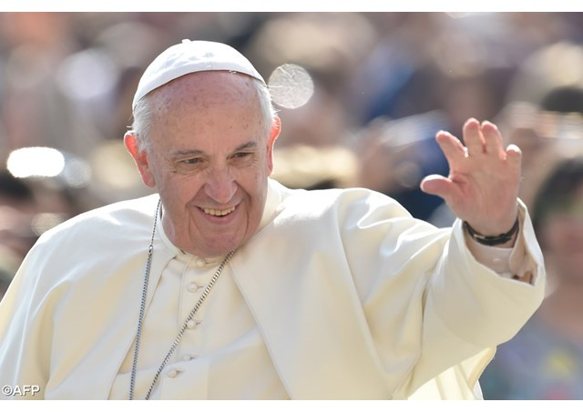 Pope Francis' Apostolic Exhortation on The Joy of Love