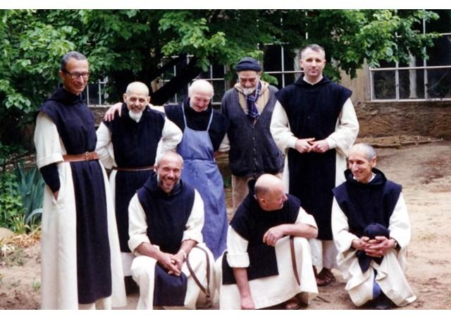 blaženi menihi trapisti iz Alžirije - mučenci
